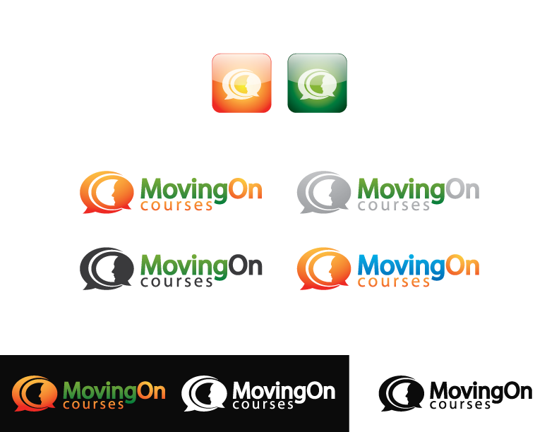 New logo wanted for MovingOn Courses