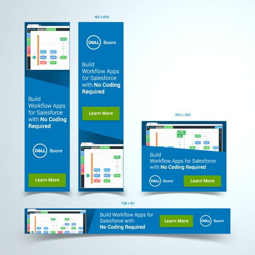 My winning design for Dell Boomi