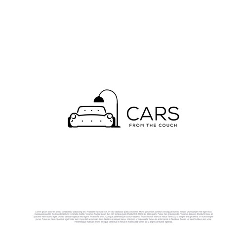 Logo for Cars from the couch