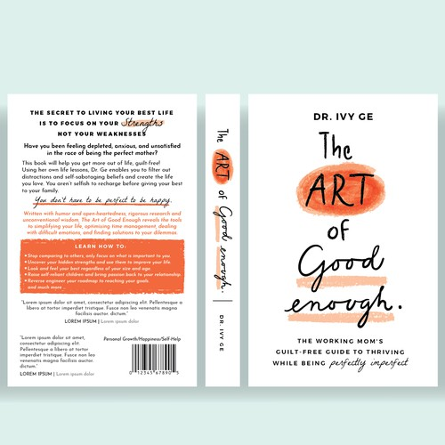 The Art of Good Enough Book Cover