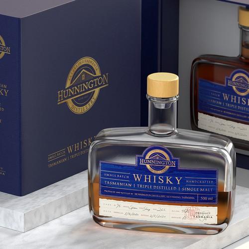 Hunnington Whisky