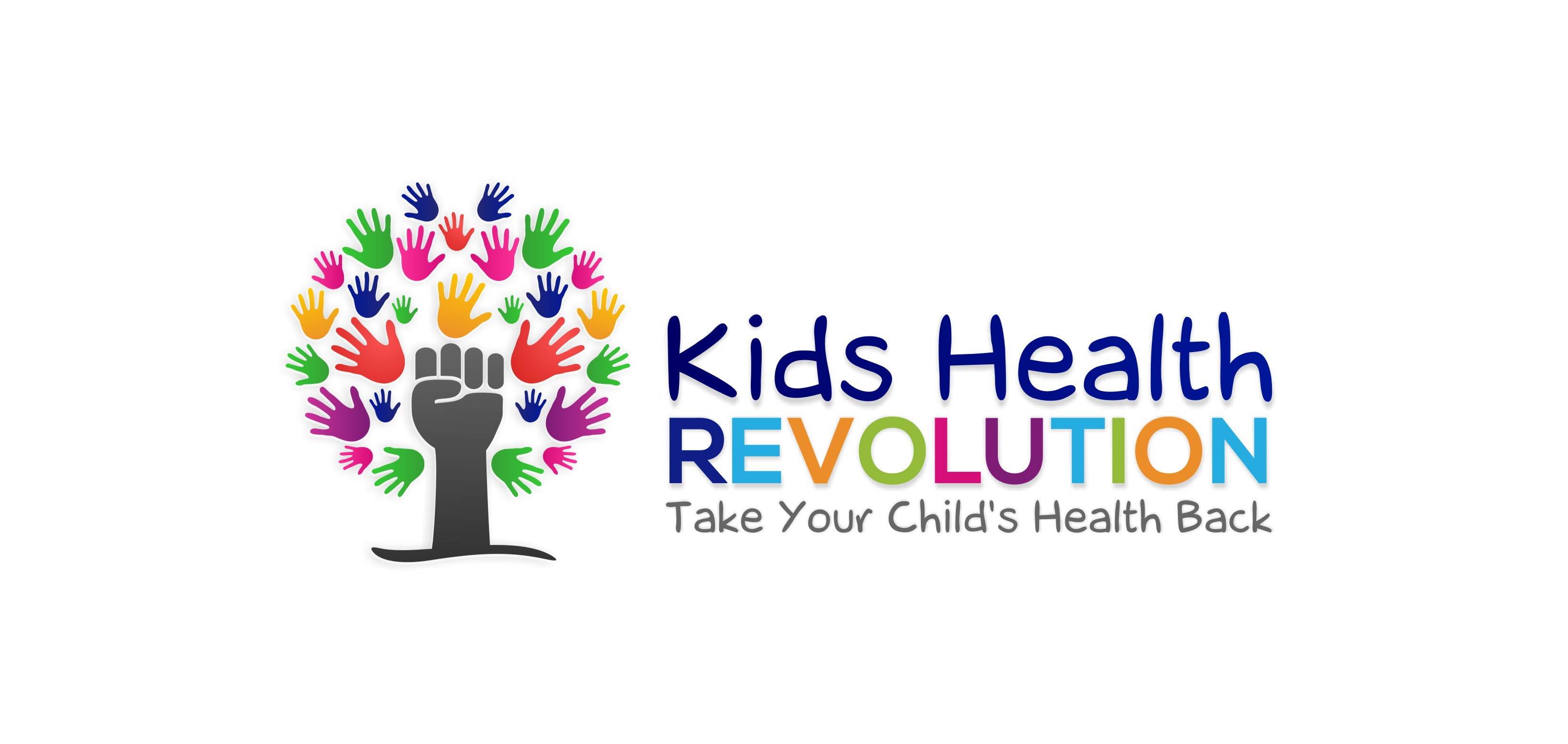 Kid's health revolutionary needs an impactful new logo