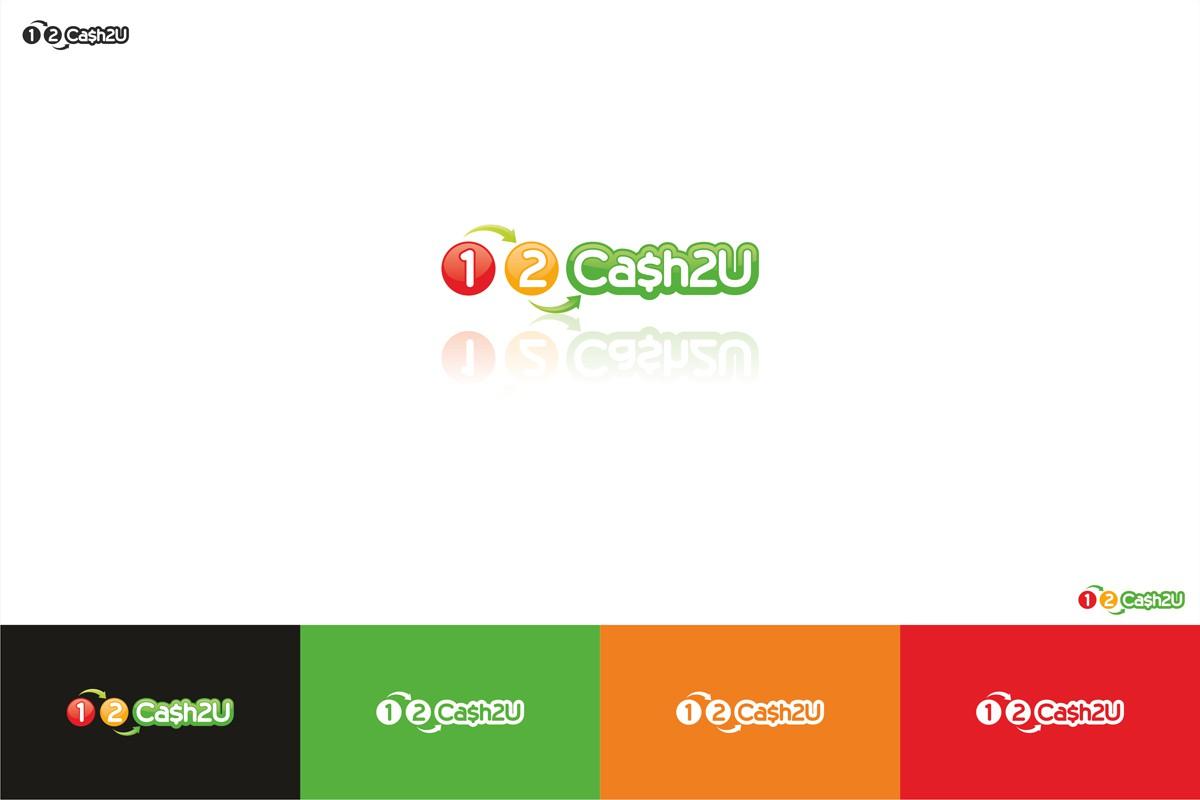 New logo wanted for 1-2-Cash-To-You