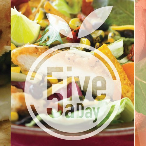 Create a cool logo for Five a Day - we would like your suggestion