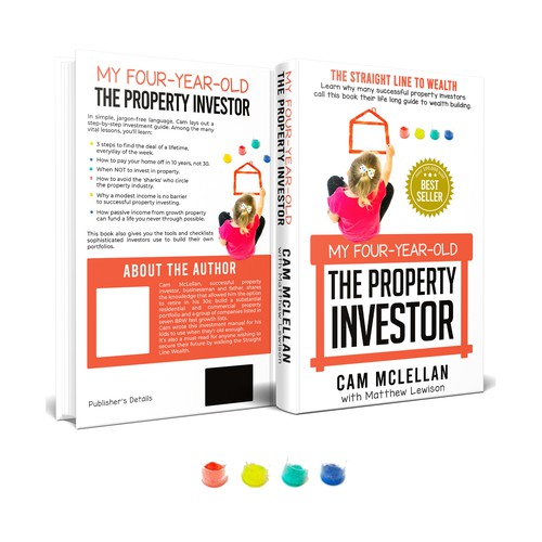Revised Cover Design for PROPERTY INVESTMENT