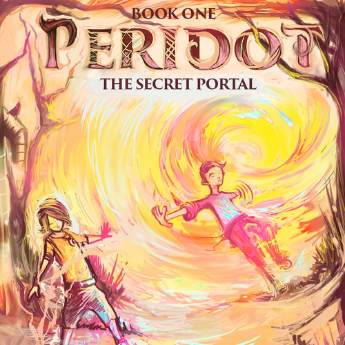 Peridot cover book