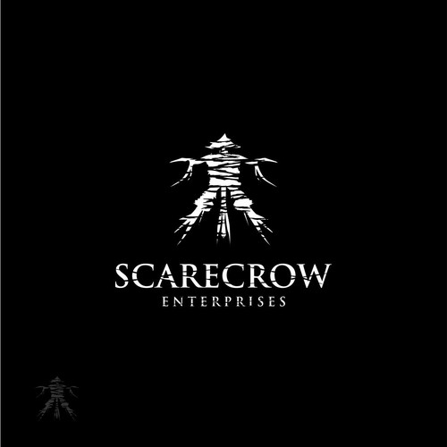 film logo design for Scarecrow