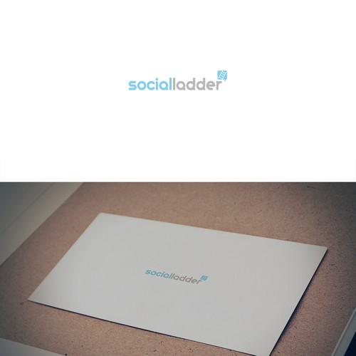 Logo concept for a social media website