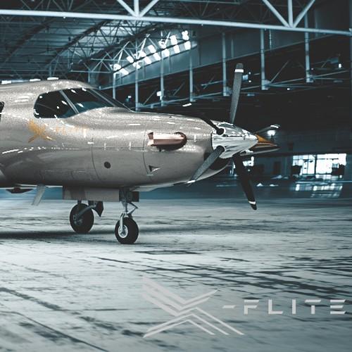 X-Flite Pilatus PC-12 NGX