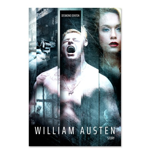 WILLIAM AUSTEN - Book Cover