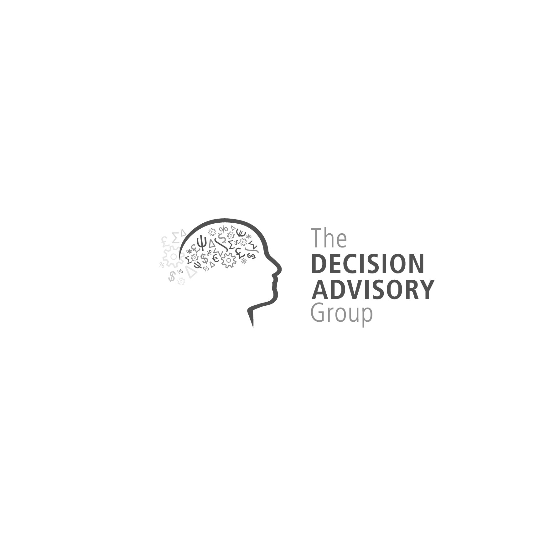 The Decision Advisory Group needs a logo