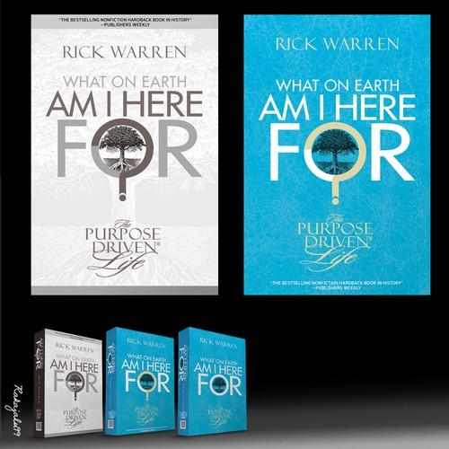 Rick Warren cover book