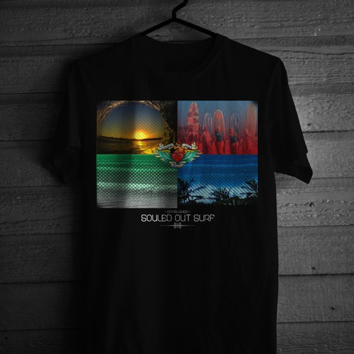Stand up paddle and Surf Tshirt designs