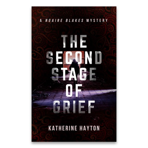 Book cover, The Second Stage of Grief