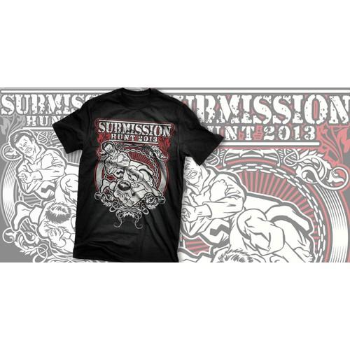 Want To Design A Cool Martial Arts Tournament T-Shirt?