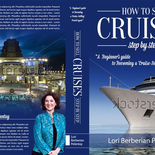 Book Cover Design - Hot to sell Cruises