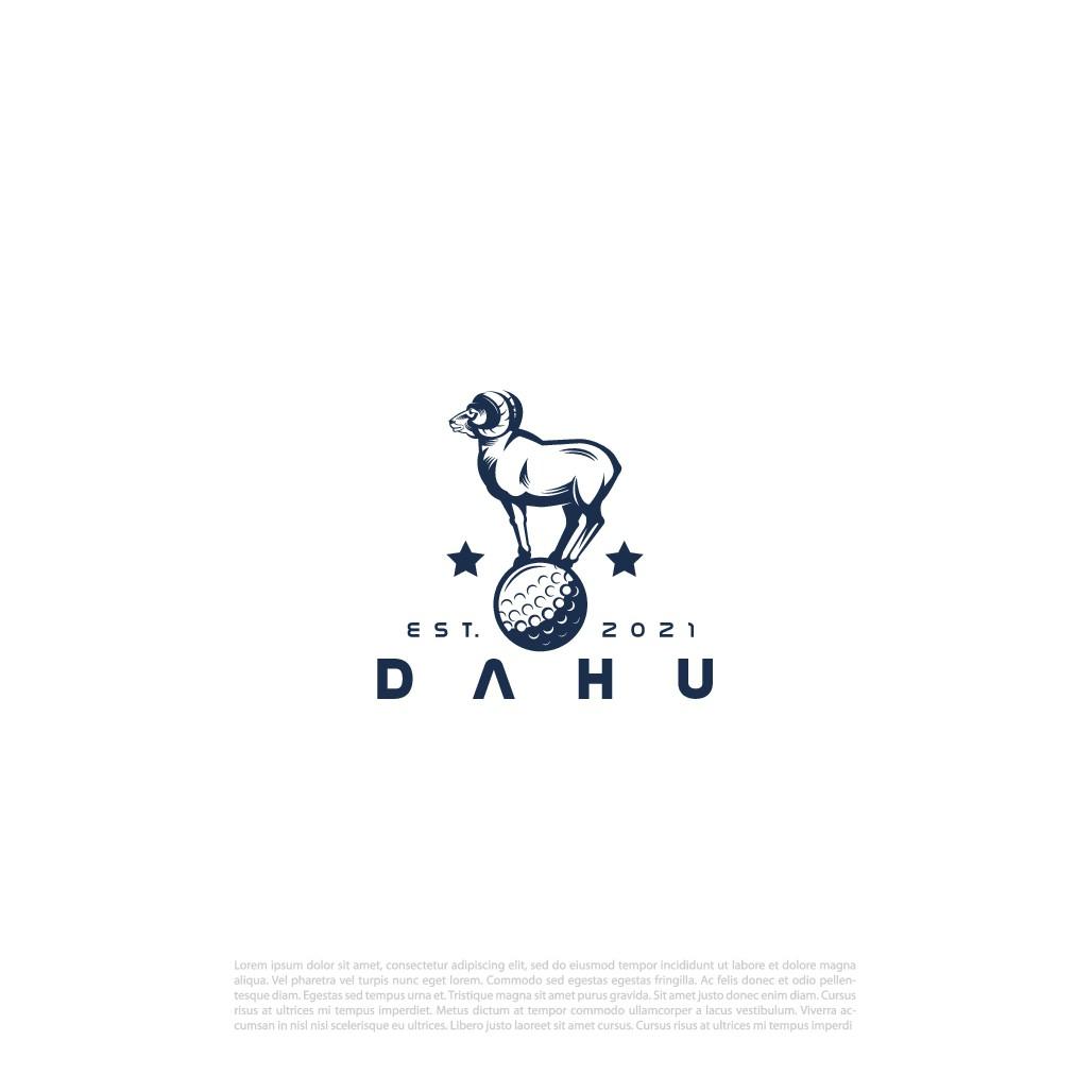 logo design for a golf brand