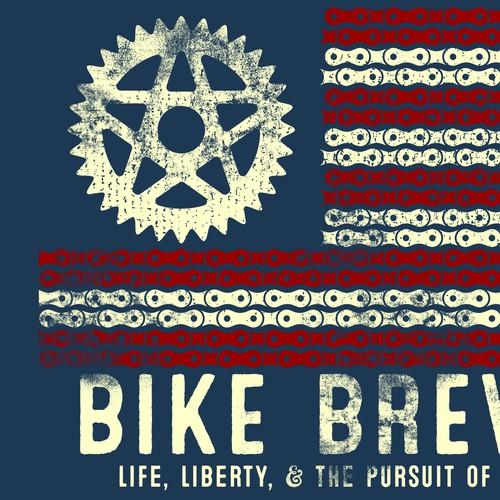 Vintage Bike Shop Screen-Print