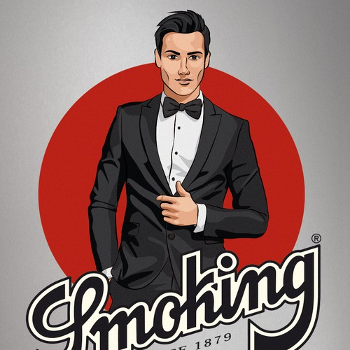 Mr. Smoking v1