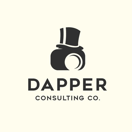Fun logo design for a Consulting Co.