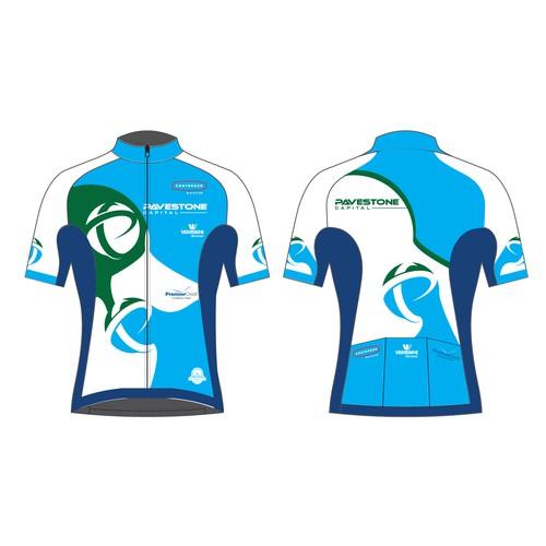 Bike jersey design