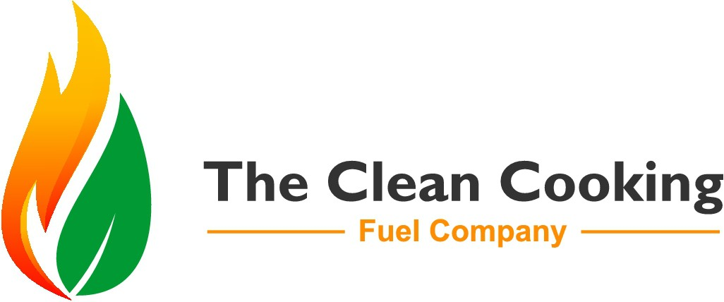 Logo design for social impact start up selling clean cookstoves and green fuel in Africa