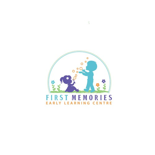 Logo design for a Childcare center...