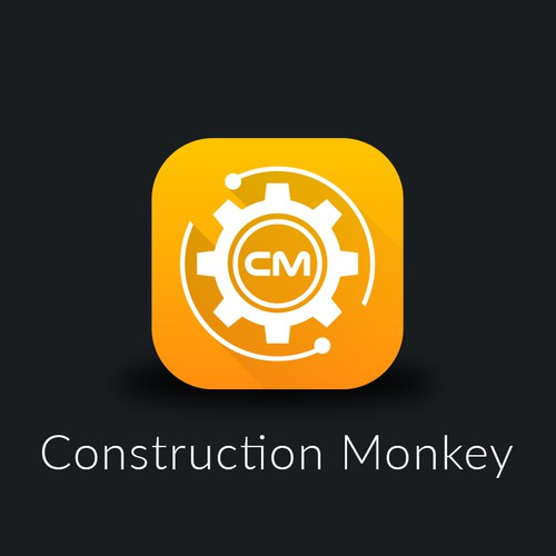Construction Monkey App Icon