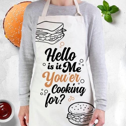 apron design