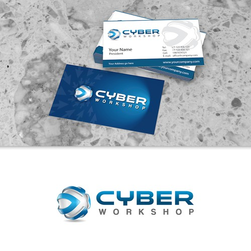 New Logo Design wanted for CyberWorkshop