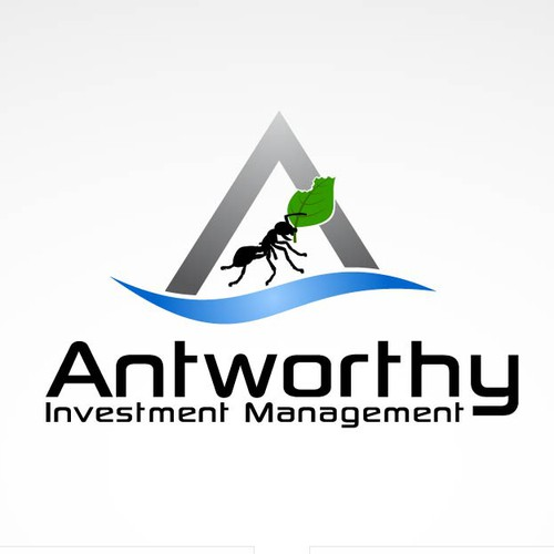 Create the next logo and business card for Antworthy Investment Management