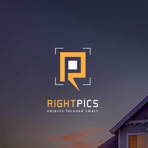 Sharp Logo for RIghtpics