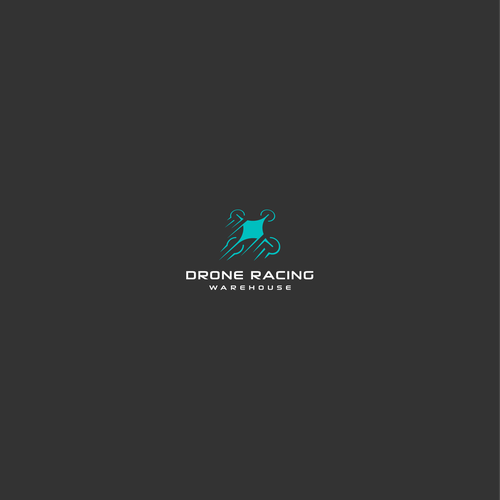 Edgy Drone Racing Logo