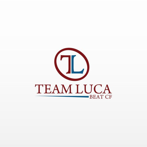 logo for team luca