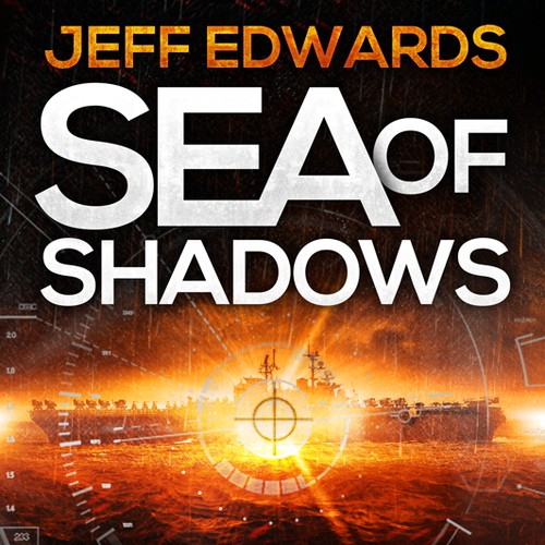 Action/Thriller Book Cover Design