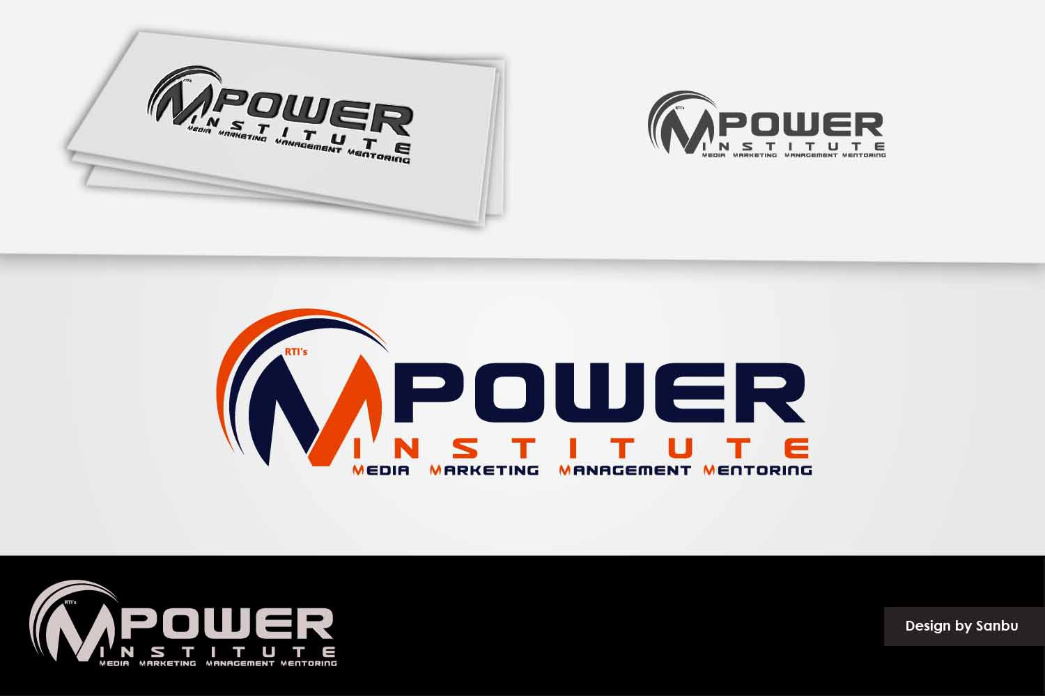 Help RTI's MPOWER INSTITUTE   with a new logo