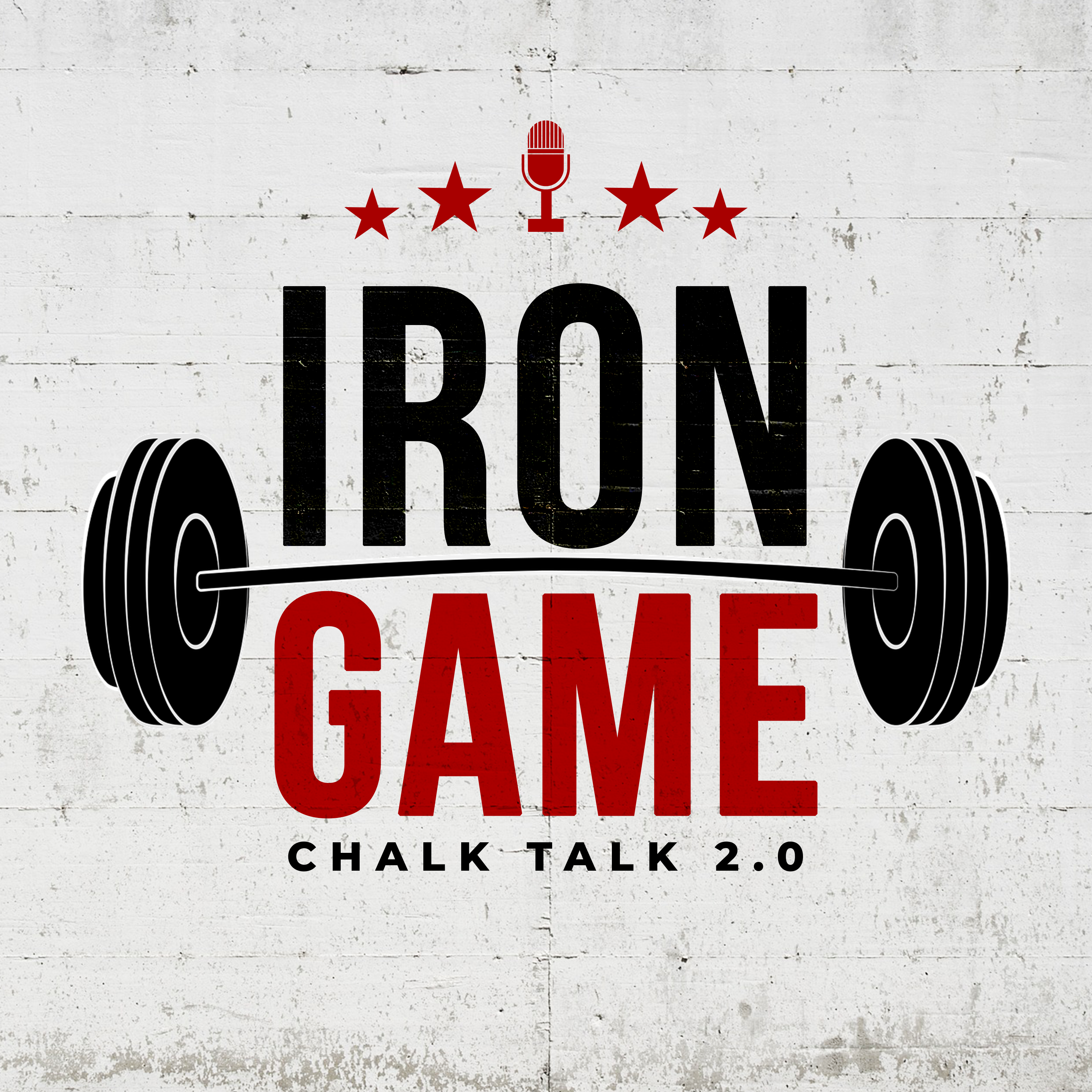 Iron Game Chalk Talk 2.0 - Largest Strength and Conditioning Podcast