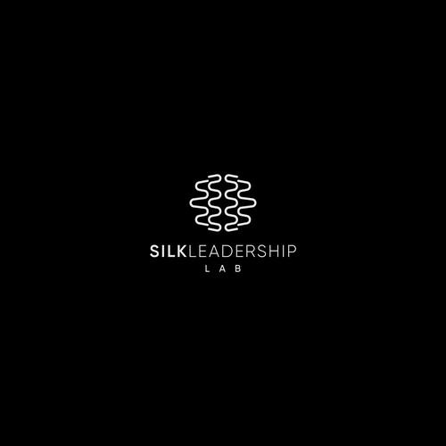 Logo Design for Silk Leader Silk Lab