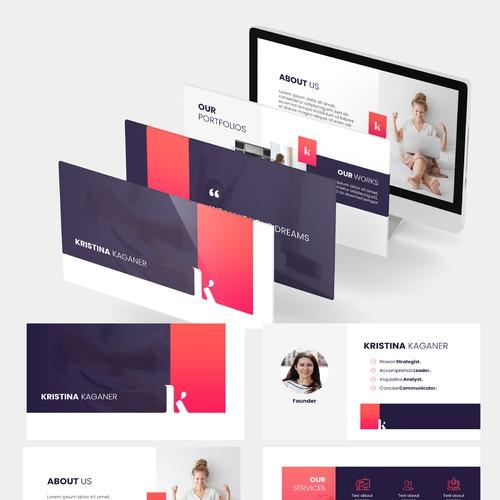 Custom personal presentation