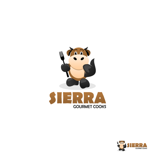 Character Logo for SIERRA