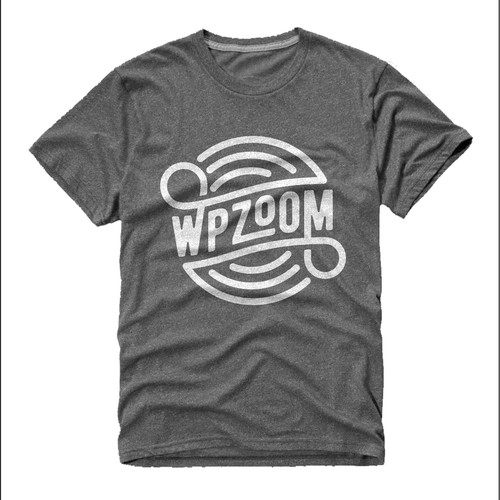 Unique T-shirt design for a not so inspiring name - WPZOOM