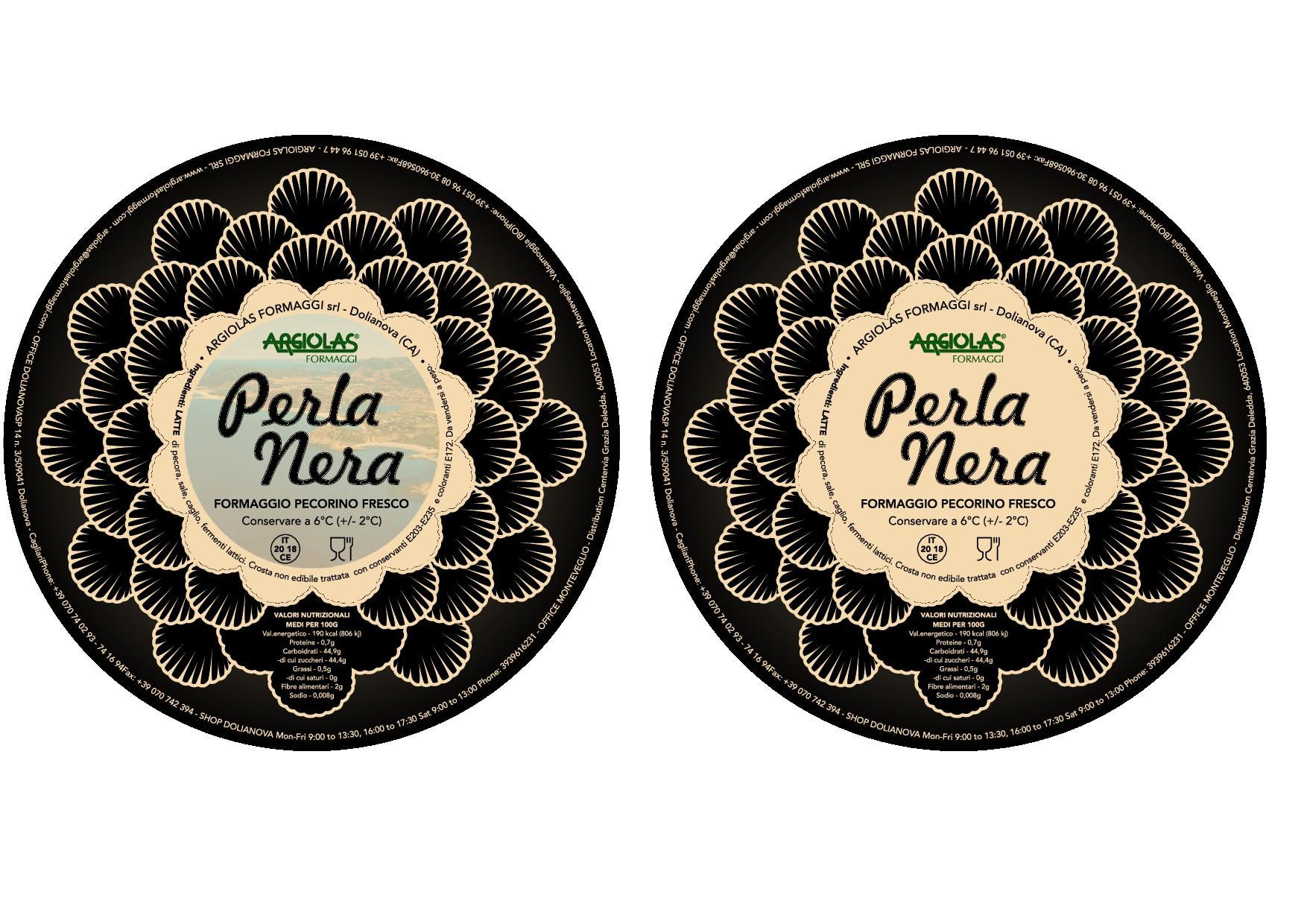 Black Pearl, a unique cheese