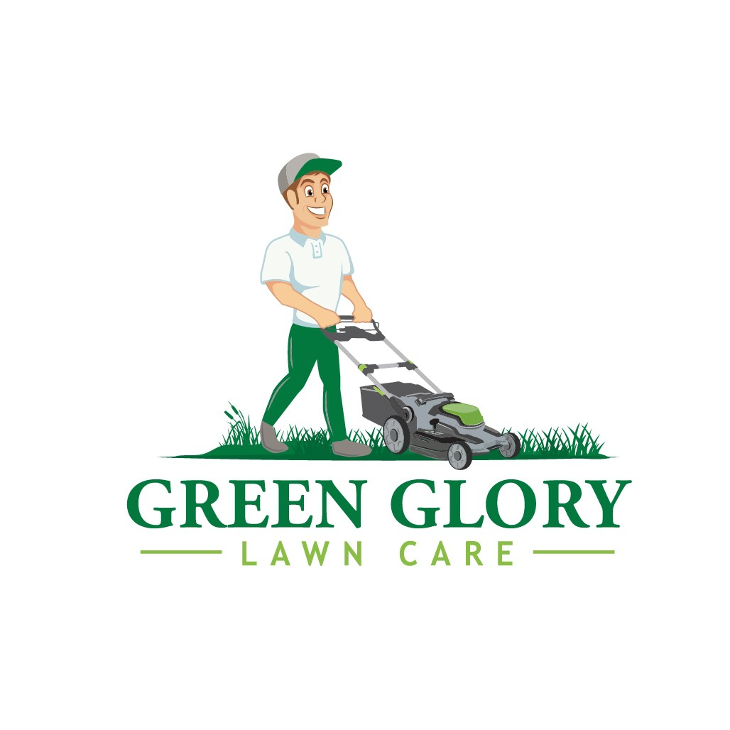 Create a vintage logo for modern day Lawn Care Company
