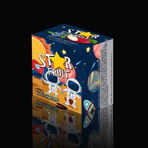 Upright Packaging Design