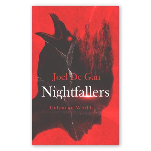Nightfallers book cover
