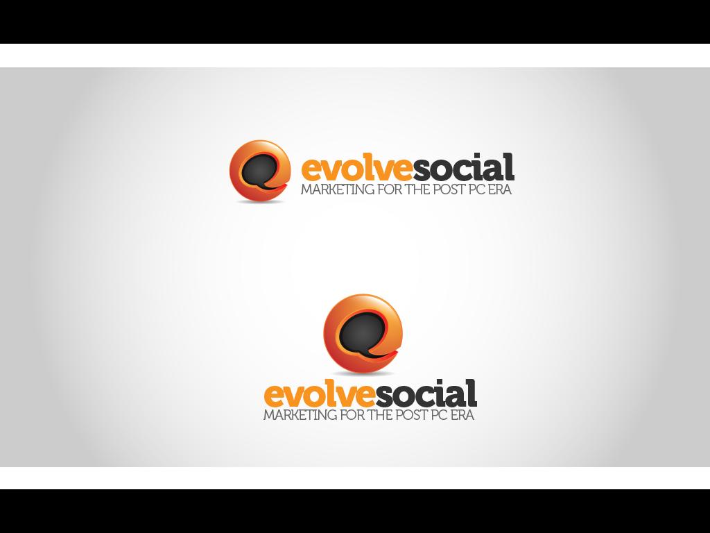 Help Evolve Social  with a new logo