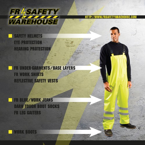 "Brochure ""FR SAFETY WAREHOUSE"""