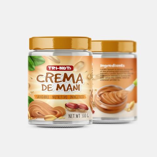 Crema Peanut Butter
