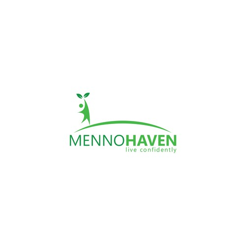 Logo for lifestyle oriented retirement community