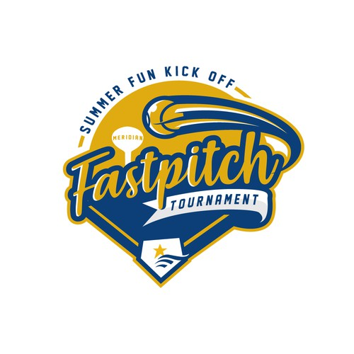 Fastpitch Tournament logo